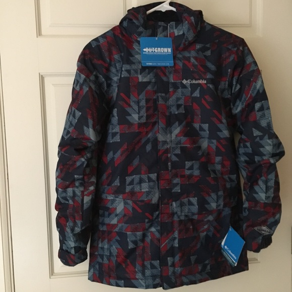 Columbia Other - Columbia Sportswear Boys (Youth Large 14-16 Jacket